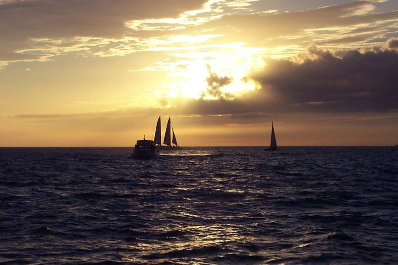 Key West Sunset 0776